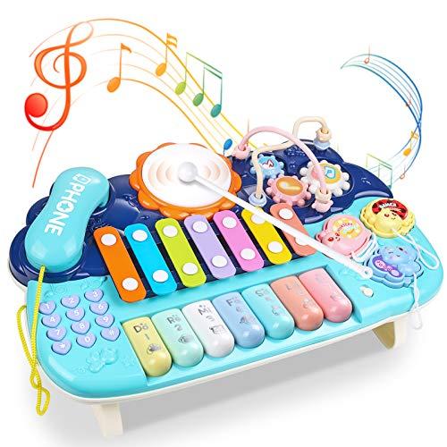 Lictin Jouet Musical BéBé - Jouets Musicaux Pour Bébés...