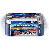Best D Batteries - ACDelco 8-Count D Batteries, Maximum Power Super Alkaline Review