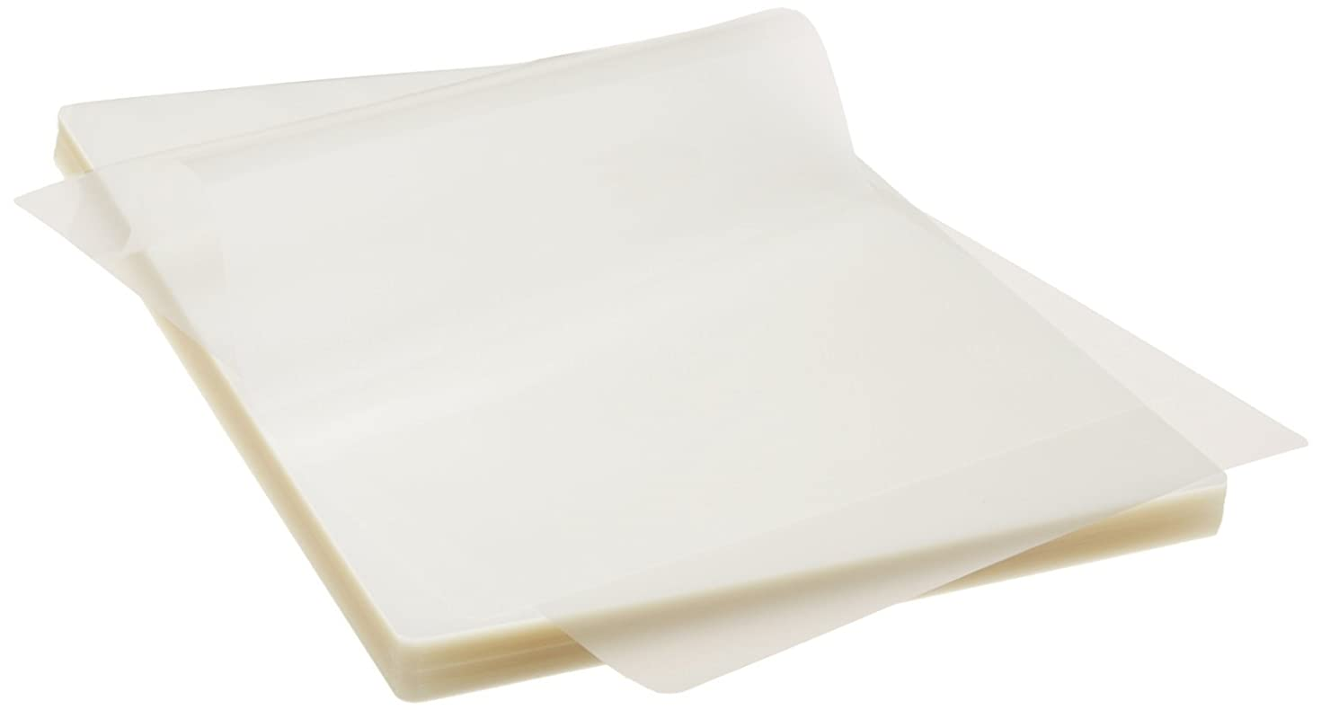 MFLABEL Thermal Laminating Pouches, 8.9 x 11.4-Inches, 3 mil thick, 100-Pack