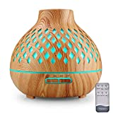 Best Diffusers Essential Oils - Essential Oil Diffuser, Remote Control Diffusers for Essential Review