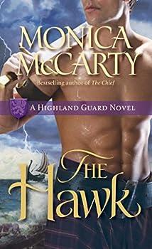 Mass Market Paperback The Hawk: A Highland Guard Novel Book