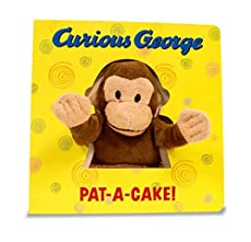 Image of Curious George Pat A Cake. Brand catalog list of HMH Books for Young Reade. Rated with a 4.8 over 5