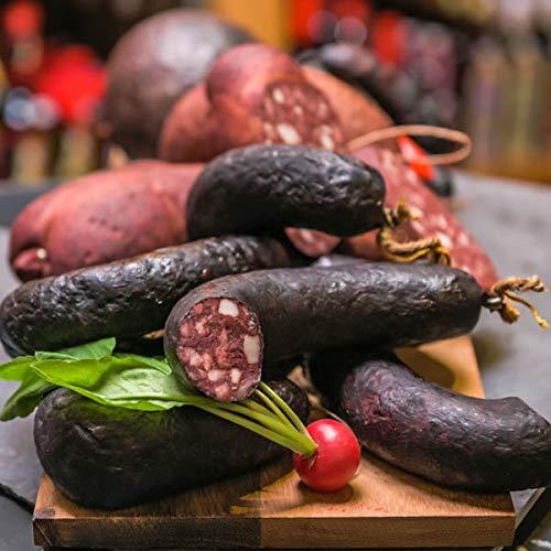 Blutwurst | Köhler Rotwurst | mild geräucherte Schwarzwurst | Griebenwurst | frische, magere...