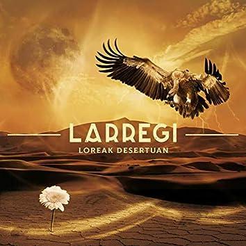 Loreak desertuan