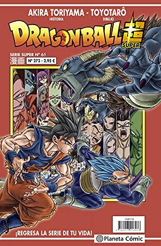 Dragon Ball Serie Roja nº 272 (Manga Shonen)