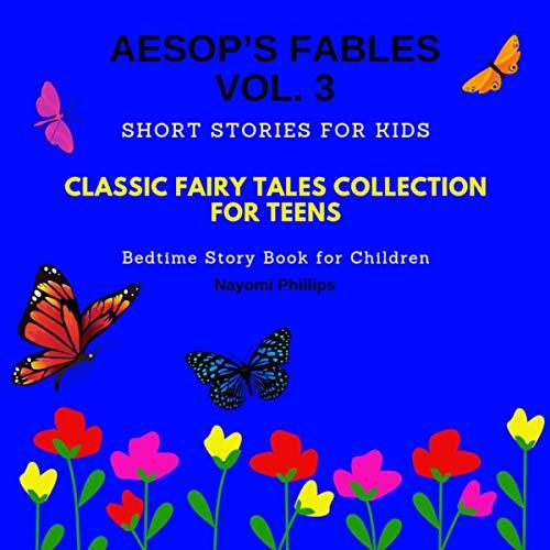 Aesop's Fables Vol. 3 cover art