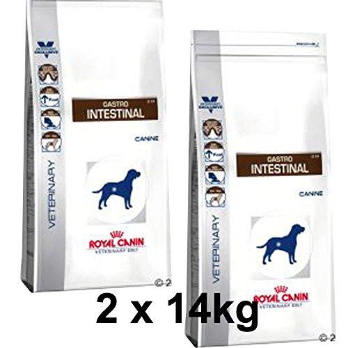 Royal Canin VET DIET Gastro Intestinal GI25 2 x 14kg = 28kg