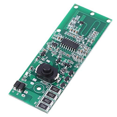 Inducción de radar de microondas con interruptor, módulo controlador de lámpara solar sensible flexible para industrial para luces solares