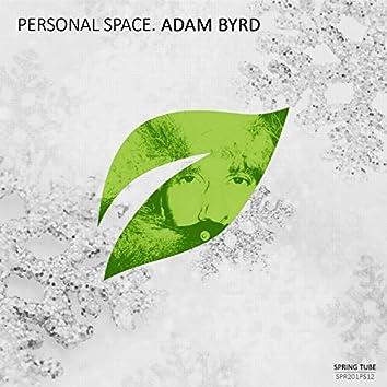 Personal Space. Adam Byrd