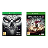 thq nordic darksiders ii: deathinitive edition & darksiders 3 xbox one