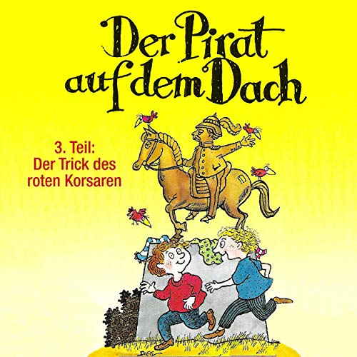 Der Trick des roten Korsaren Audiobook By Jo Pestum cover art