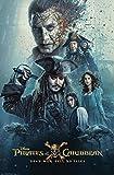Trends International Disney Pirates of The Caribbean: Dead Men Tell No Tales - One Sheet Wall Poster, 22.375' x 34', Unframed Version