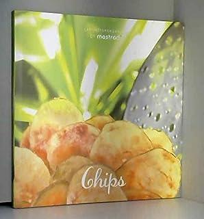 Les Indispensables de Mastrad - Chips (Livre en français)