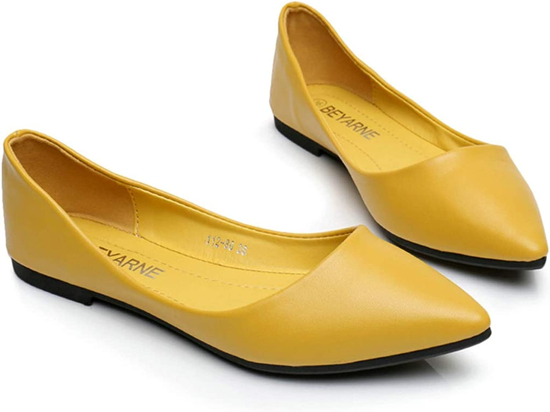 Bea-life Leather Loafers Hole shoes Woman Genuine Leather Flat shoes Fashion Hand-Sewn