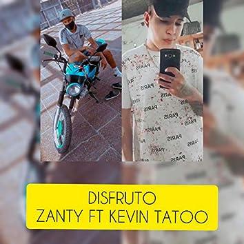 Disfruto (feat. Kevin Tatoo)
