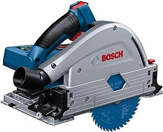 Bosch Professional 06016B4000 BITURBO Cordless Plunge Saw GKT 18 V-52 GC (Saw Blade, CoMo, Cardboard Box), 230.0 mm*370.0 ...