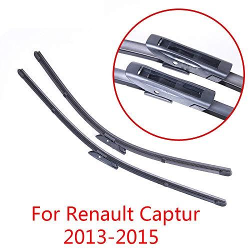 LILIGUAN ruitenwisser, voor Renault Captur 2013 2014 2015, auto voorruit ruitenwissers