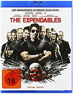 The Expendables (Special Edition, Softbox) [Blu-ray]