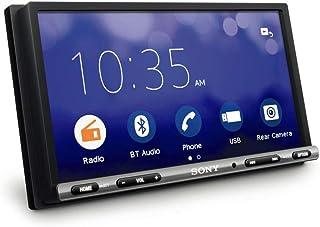"Sony XAV-3500 6.95"" Touchscreen Bluetooth Media Receiver with WebLink 2.0 Cast"