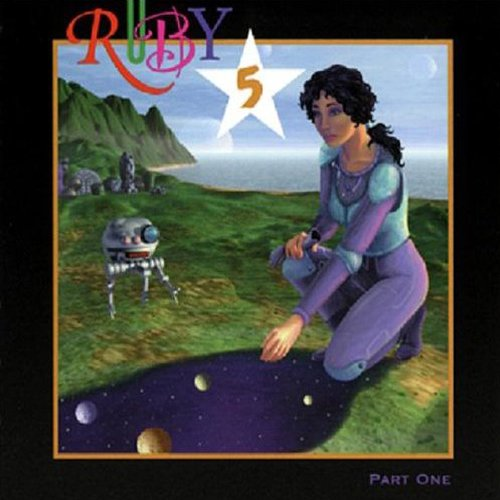 Ruby 5 - The Land of Zoots cover art