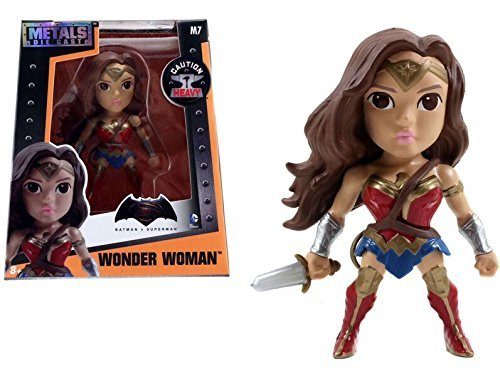 Funko 97667 4-Inch Batman vs Superman Wonder Woman Figure