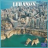 Lebanon Calendar 2022: Official Lebanon Calendar 2022, 16 Month Calendar 2022