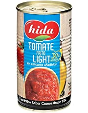Hida Tomate Frito Light - Paquete de 6 x 340 gr - Total: 2040 gr