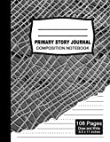 Primary Story Journal Composition Notebook: Beautiful Handwriting Write and Draw Journal for Preschool, Kindergarten, 1st & 2nd grades kids, Alligator ... picture space and dashed Mid line Grades.