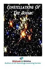 Constellations of the Zodaic (Kp Astrology Learning) Paperback