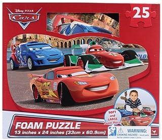 Disney Cars 25-Piece Floor Foam Puzzle Mat