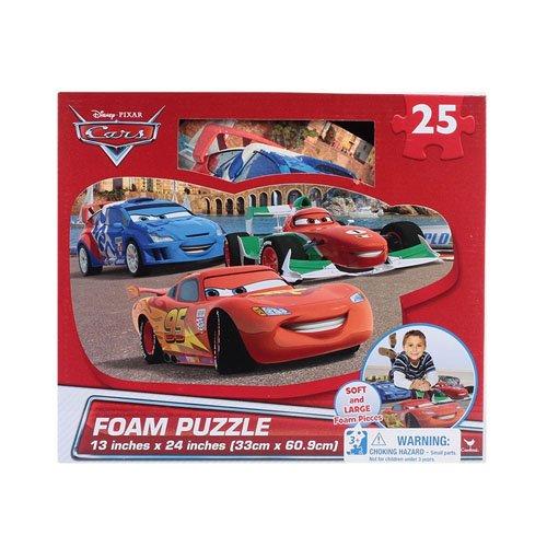 Disney Sambro – Puzzle de Espuma de Coches