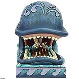 Disney Traditions, Figura de Pinocho en la ballena, para coleccionar, Enesco
