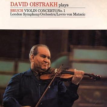 David Oistrakh Plays Bruch: Violin Concerto No. 1 In G Minor