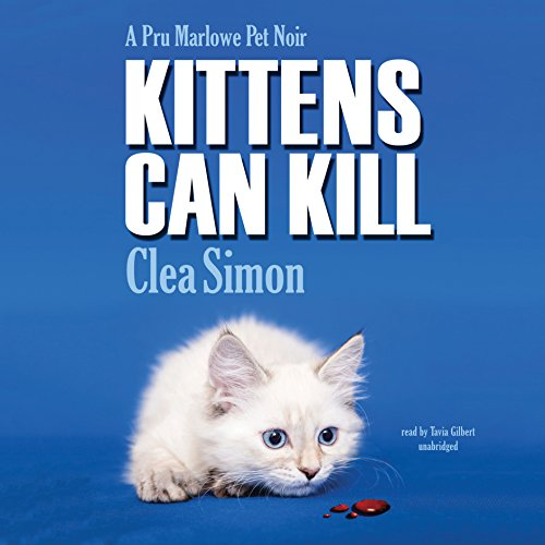 Kittens Can Kill audiobook cover art
