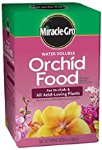 Miracle-Gro Orchid Food, 8-Ounce (Orchid Fertilizer)