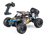 Fcoreey Remote Control Car, RC Trucks for Adults 4x4 Off-Road 1:14 Scale 48km/H High-Speed RC...