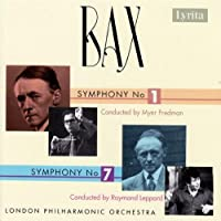 Symphonies 1 & 7 by SIR ARNOLD BAX (2006-11-14)