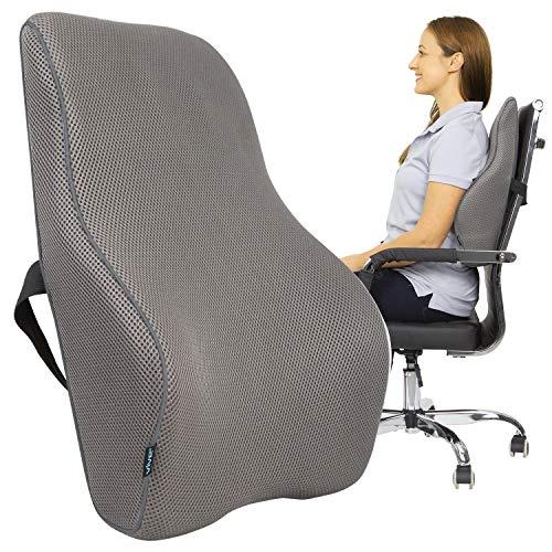 soporte lumbar silla oficina fabricante VIVE