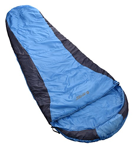 Hi-Tec ARRE Sleeping Bags, Blue/Navy, ONE Size