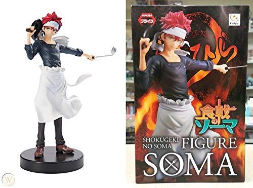 Furyu 6.7' Food Wars!: Shokugeki no Soma: Soma Yukihira Figure
