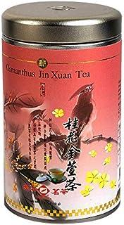 Ten Ren Osmanthus Chin-Hsuan Tea, Taiwan Tea, Tea Tin, 100g/3.52oz