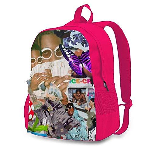 Playboi Carti Freizeit-Rucksack für Erwachsene, Laptop, verstellbare Schulter, Business, Reisen