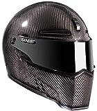 Bandit Alien II Carbon Motorradhelm M (57/58)