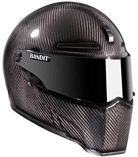 Bandit Alien II Carbon Motorradhelm S (55/56)