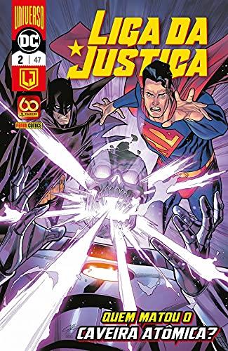 Liga Da Justiça Edição 2/47