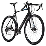 Diamondback Bicycles 2015 Haanjo Comp Complete Alternative Road Bike, 56cm/Large, Black