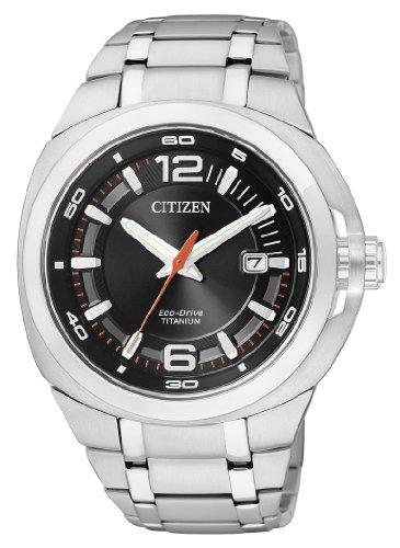 Citizen Herrenarmbanduhr Super Titanium BM0980-51E