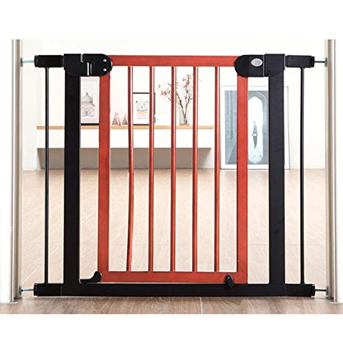 Purchase Huo Free Punch Baby Safety Gate Bar Stair Barrier Baby Isolation Door Pet Fence Auto Close ...