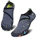 JointlyCreating Women Men Water Shoes Quick Dry Barefoot Sports...