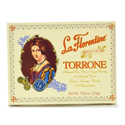 La Florentine Torrone 18 pc Assortment Box, Pack of 6